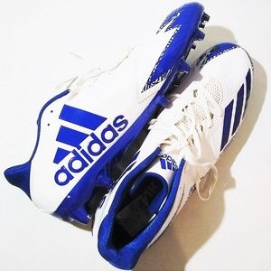 Adidas Freak X Carbon Low Men's Royal Blue Cleats